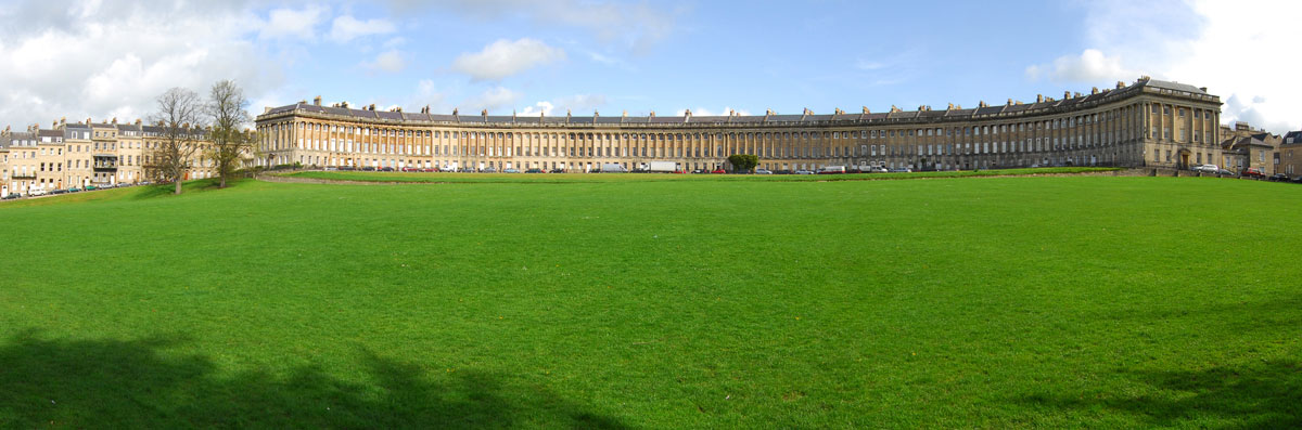 Bath Royal Crescent - UK