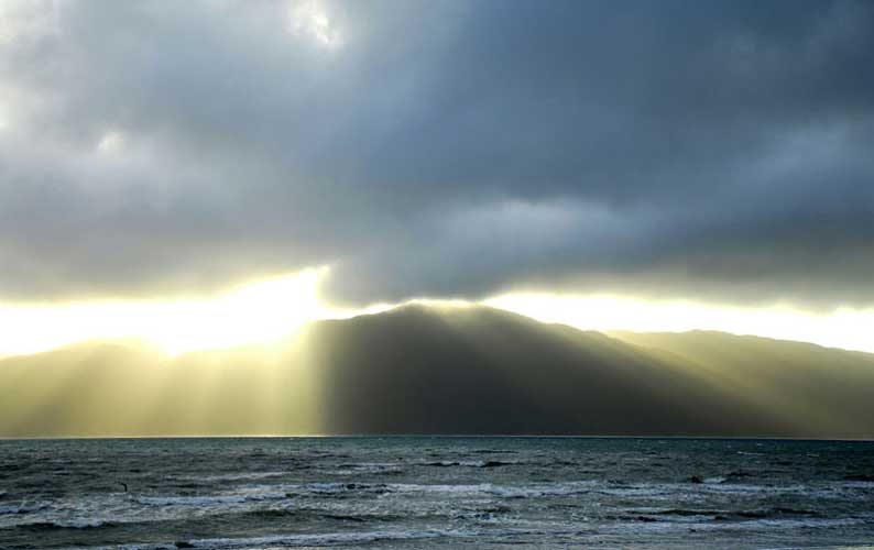Kapiti Sunset - Wellington