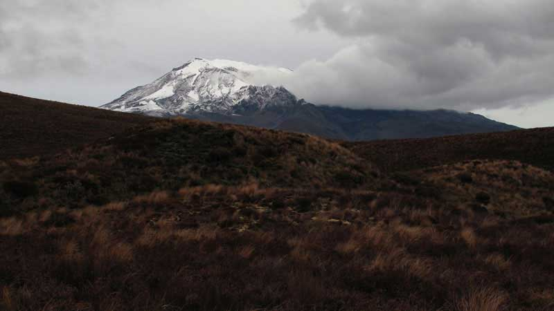 Mount Ruapehu - North Island New Zealand